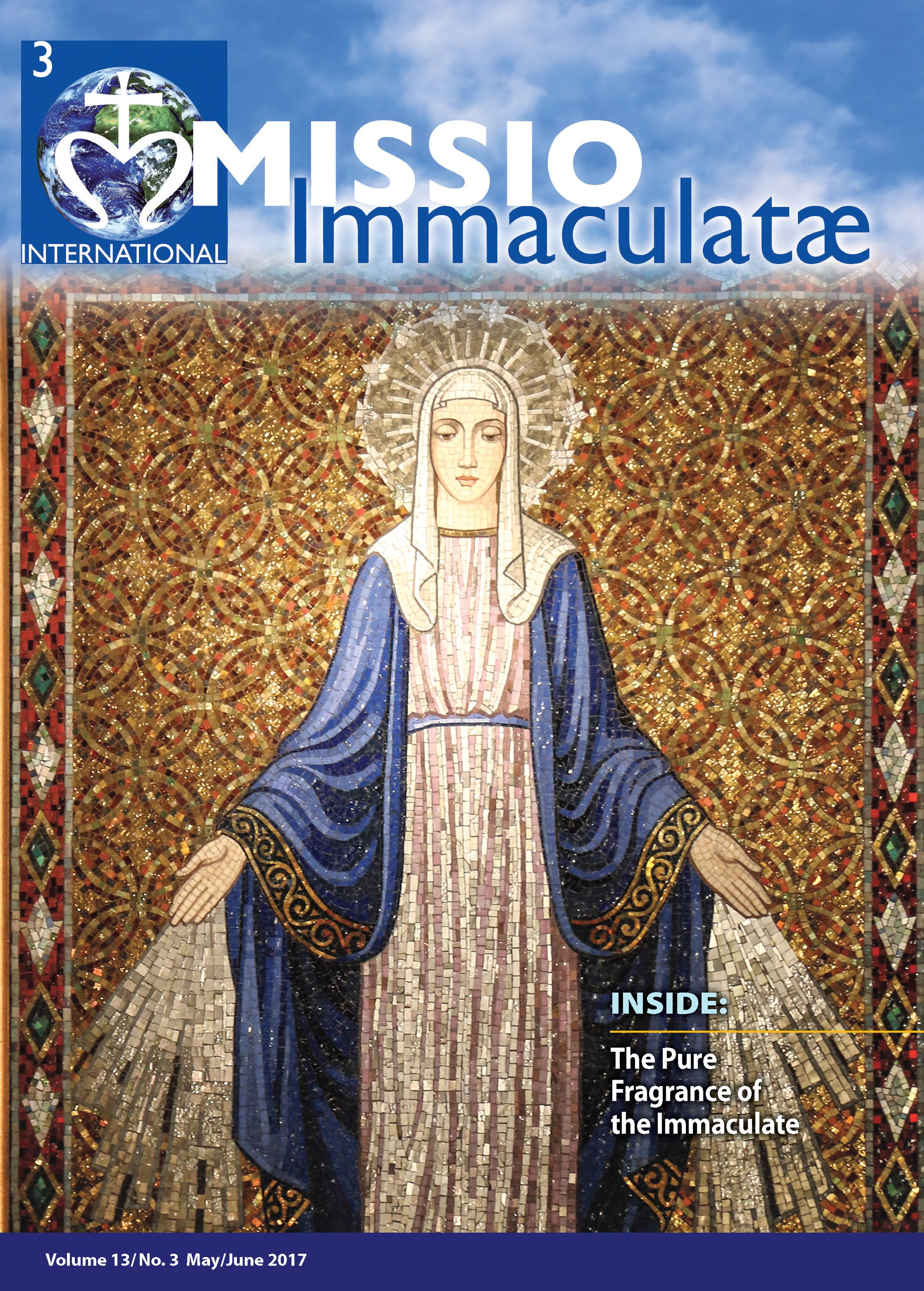 Christ and Mary Revealed In Genesis 3:15 - Missio Immaculatae Magazine